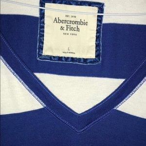 WOMEN'S ABERCROMBIE &FITCH LONG SLEEVE SHIRT